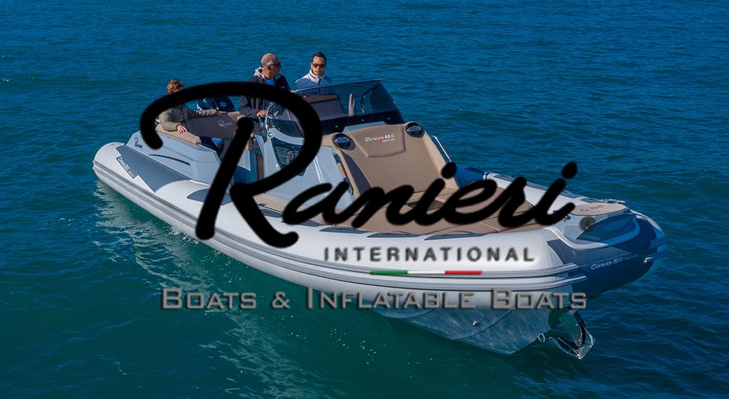virtual boat show maxi rib ranieri