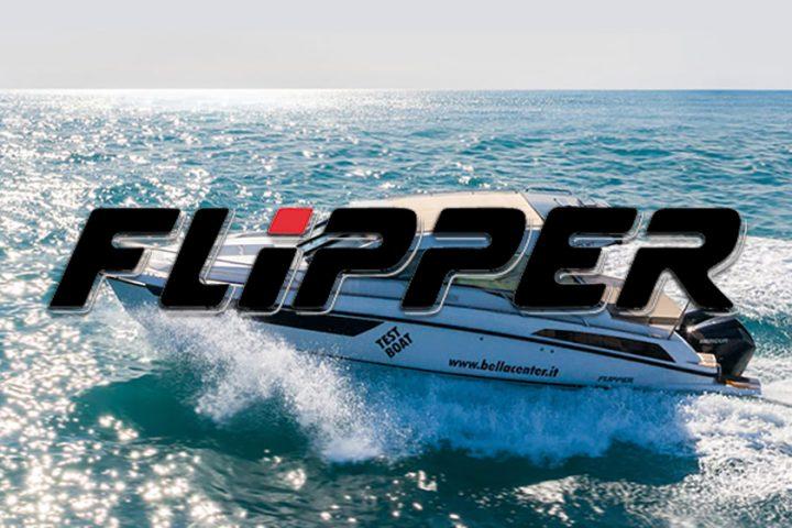 virtual boat show motor yachts Flipper-900-ST