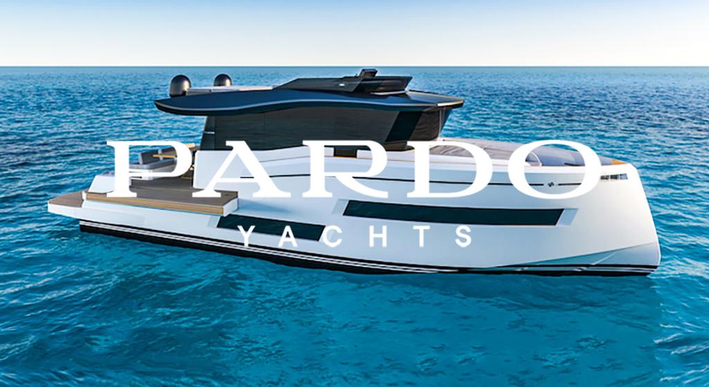 virtual boat show motor yachts Pardo-Yachts