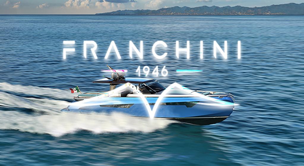 virtual boat show motor yachts franchini yachts