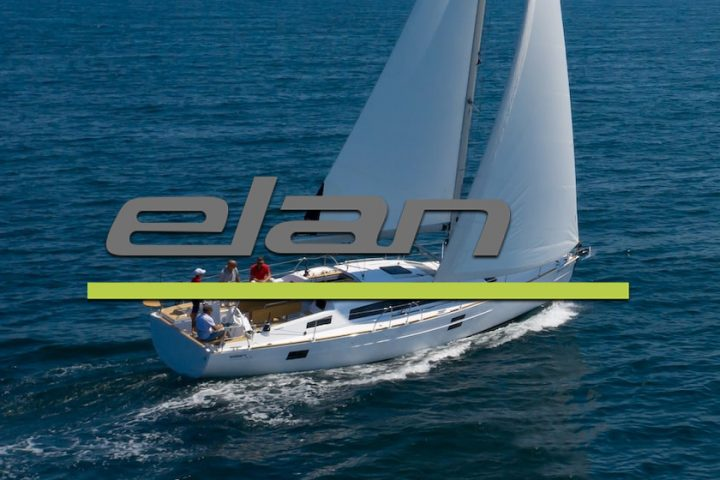virtual boat show sailing yachts Elan home