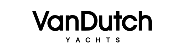 virtual boat show motor yachts vandutch yachts logo